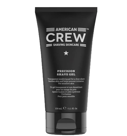 American Crew Precision Shave Gel 150gm