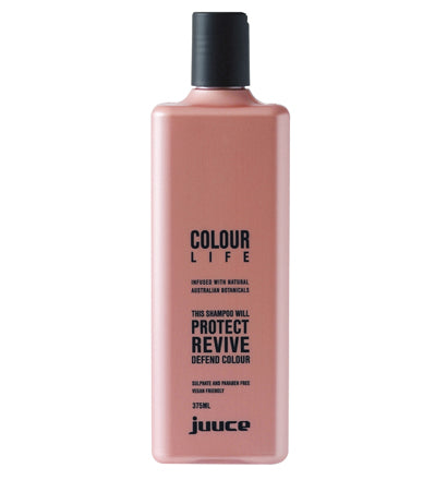 JUUCE Colour Life Shampoo 375ml