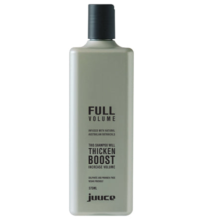 JUUCE Full Volume Shampoo 375ml