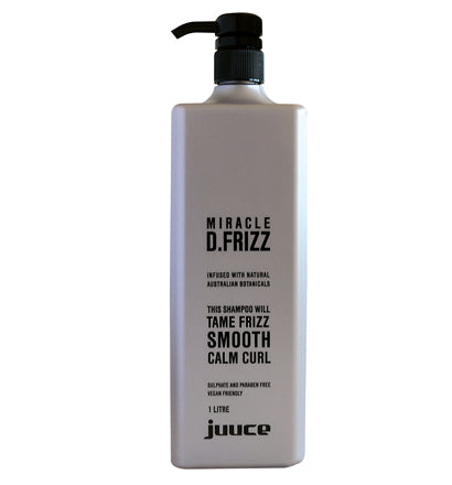 JUUCE Miracle D. Frizz Shampoo 1L
