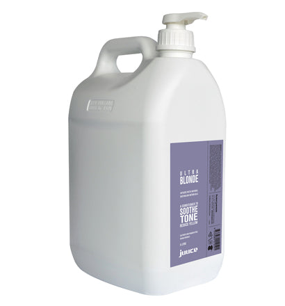 JUUCE Ultra Blonde Conditioner 5L