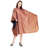 Silver & Black Cape 100% Water Repellent