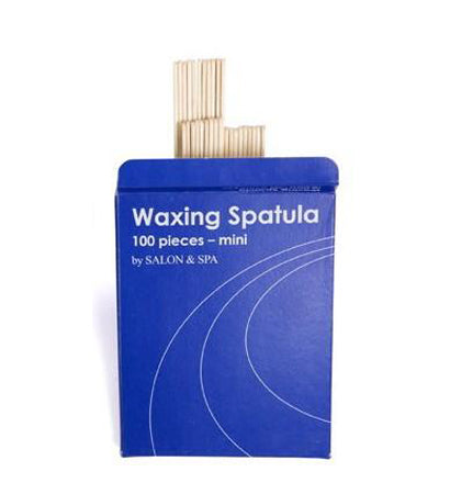 Small Waxing Spatula 100
