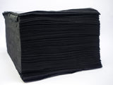 SSS Biodegradable Black Towels 50pcs