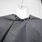 Barber Cape Denim Large Neck