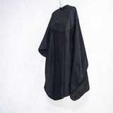 SSS 100% Waterproof Black Shiny Cape With Yoke 030305PU