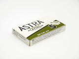 Astra Platinum Blade Double Edge packet of 5
