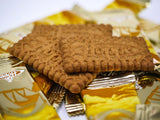 Hoppe Caramelised Biscuits 200 per carton