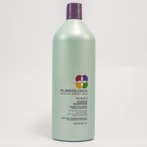 Pureology Purify  Shampoo 1 L