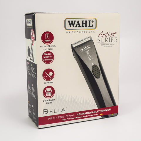 Wahl Bella Quick Charge Trimmer Grey 1590-0275
