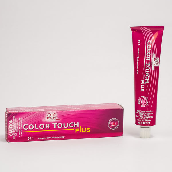 Wella Color Touch Plus 60ml 55/07 Light Brown Natural Brown