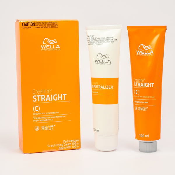 Wella Creatine Straight It