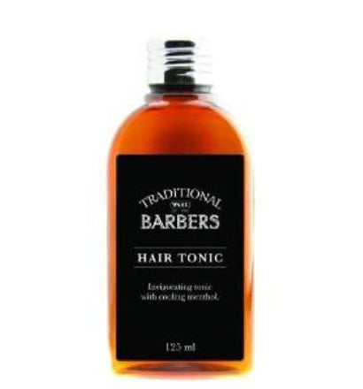 Traditional Barbers Hair Tonic 125ml TB-HT125