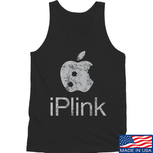 22plinkster iPlink Tank Tanks SMALL / Black by Ballistic Ink - Made in America USA