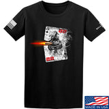 22plinkster Aces Wild T-Shirt T-Shirts Small / Black by Ballistic Ink - Made in America USA
