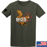 22plinkster Minute of Squirrel T-Shirt T-Shirts Small / Military Green by Ballistic Ink - Made in America USA