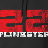 22plinkster 22plinkster Logo Hoodie Hoodies [variant_title] by Ballistic Ink - Made in America USA