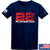 22plinkster 22plinkster Logo T-Shirt T-Shirts Small / Navy by Ballistic Ink - Made in America USA