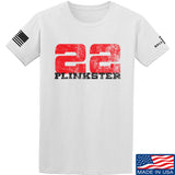 22plinkster 22plinkster Logo T-Shirt T-Shirts Small / White by Ballistic Ink - Made in America USA