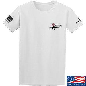 704 Tactical 704 Tactical Chest Logo T-Shirt T-Shirts Small / Sand by Ballistic Ink - Made in America USA