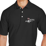 704 Tactical 704 Tactical Logo Polo Polos [variant_title] by Ballistic Ink - Made in America USA
