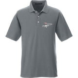 704 Tactical 704 Tactical Logo Polo Polos Small / Graphite by Ballistic Ink - Made in America USA