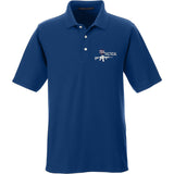 704 Tactical 704 Tactical Logo Polo Polos Small / True Royal by Ballistic Ink - Made in America USA