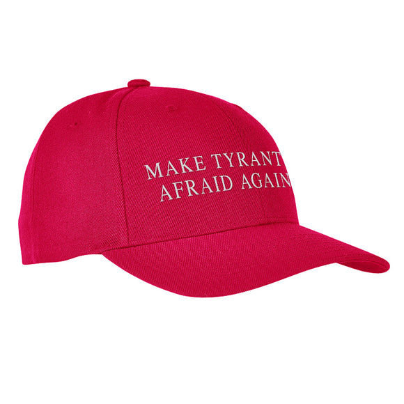 9mmsmg Make Tyrants Afraid Again Snapback Cap Headwear [variant_title] by Ballistic Ink - Made in America USA