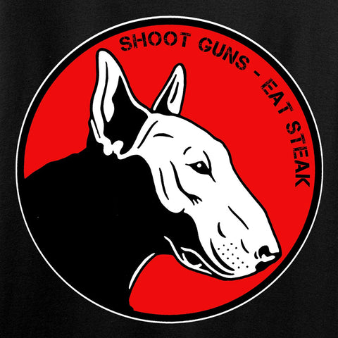 9mmsmg 9mmsmg Logo T-Shirt T-Shirts [variant_title] by Ballistic Ink - Made in America USA