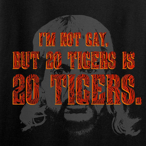 Ladies 20 Tigers T-Shirt