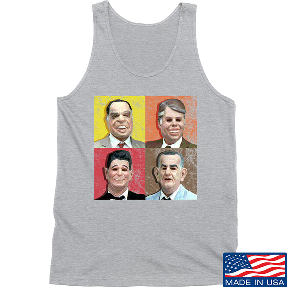 Ex-Presidents Tank