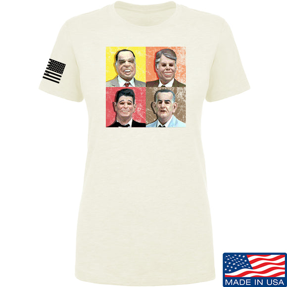 Ladies Ex-Presidents T-Shirt