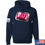 9mmsmg Gun Club Hoodie Hoodies Small / Navy by Ballistic Ink - Made in America USA