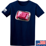 9mmsmg Gun Club T-Shirt T-Shirts Small / Navy by Ballistic Ink - Made in America USA
