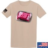 9mmsmg Gun Club T-Shirt T-Shirts Small / Sand by Ballistic Ink - Made in America USA