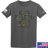 9mmsmg Make Woodland Great Again T-Shirt T-Shirts Small / Charcoal by Ballistic Ink - Made in America USA