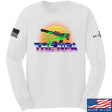 9mmsmg Repeal The NFA Long Sleeve T-Shirt Long Sleeve Small / White by Ballistic Ink - Made in America USA