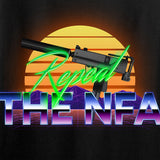 9mmsmg Repeal The NFA Long Sleeve T-Shirt Long Sleeve [variant_title] by Ballistic Ink - Made in America USA