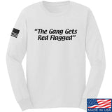 The Gang Gets Red Flagged Long Sleeve T-Shirt