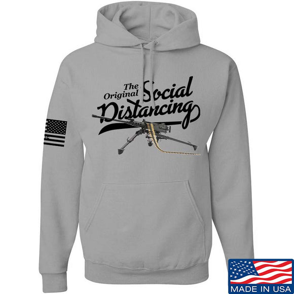 The Original Social Distancing Hoodie