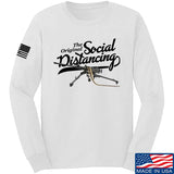 The Original Social Distancing Long Sleeve T-Shirt