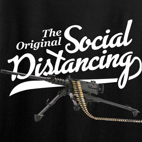 The Original Social Distancing Tank