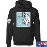 9mmsmg They Can't Arrest Us All Hoodie Hoodies Small / Black by Ballistic Ink - Made in America USA