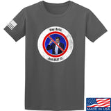 AP2020 Outdoors NO TO Beto O'Rourke T-Shirt T-Shirts Small / Charcoal by Ballistic Ink - Made in America USA