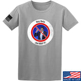 AP2020 Outdoors NO TO Beto O'Rourke T-Shirt T-Shirts Small / Light Grey by Ballistic Ink - Made in America USA