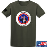 AP2020 Outdoors NO TO Beto O'Rourke T-Shirt T-Shirts Small / Military Green by Ballistic Ink - Made in America USA