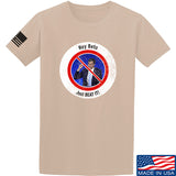 AP2020 Outdoors NO TO Beto O'Rourke T-Shirt T-Shirts Small / Sand by Ballistic Ink - Made in America USA