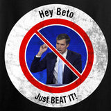 AP2020 Outdoors Ladies NO TO Beto O'Rourke T-Shirt T-Shirts [variant_title] by Ballistic Ink - Made in America USA