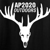 AP2020 Outdoors AP2020 Outdoors Chest Logo Long Sleeve T-Shirt Long Sleeve [variant_title] by Ballistic Ink - Made in America USA