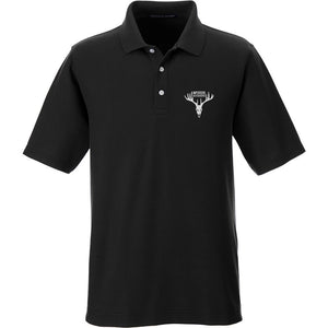 AP2020 Outdoors AP2020 Outdoors Logo Polo Polos Small / True Royal by Ballistic Ink - Made in America USA